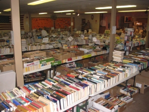 Greenwich CT FOL Book Sale