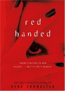 Red Handed (Teen Alien Huntress)