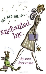 Enchanted, Inc. (Katie Chandler Series, Book 1)