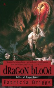 Dragon Blood (The Hurog Duology, Book 2)