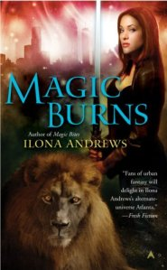 Magic Burns (Kate Daniels, Book 2)