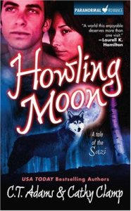 Howling Moon (A Tale of the Sazi, Book 4)