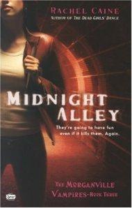 Midnight Alley (The Morganville Vampires, Book 3)