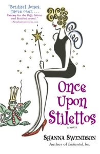 Once Upon Stilettos (Katie Chandler, Book 2)