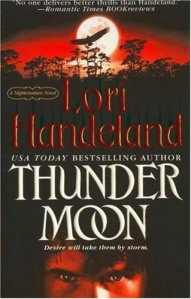 Thunder Moon (A Nightcreature Novel, Book 8)