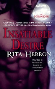 Insatiable Desire (The Demonborn)