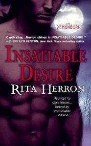 Insatiable Desire (The Demonborn)