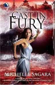 Cast in Fury (Chronicles of Elantra, Book 4)
