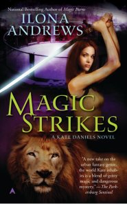 Magic Strikes cover