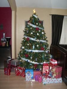 Christmas Tree '08!