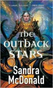 The Outback Stars (Tor Science Fiction)