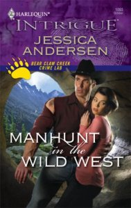 Manhunt in the Wild West (Harlequin Intrigue)