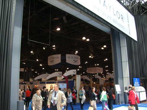 Entrance to BEA