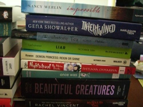 And even MORE BEA books