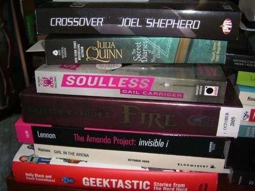 More BEA books