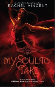 My Soul to Take (Harlequin Teen)