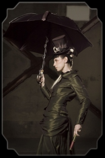 Victorian 2 Piece Traveling Suit