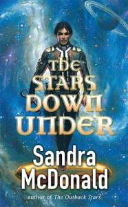 The Stars Down Under by Sandra McDonald