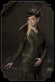 Victorian 2 Piece Traveling Suit alternate view