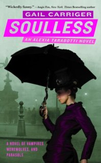 Soulless (The Parasol Protectorate)