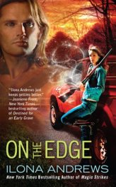 On the Edge (The Edge, Book 1)