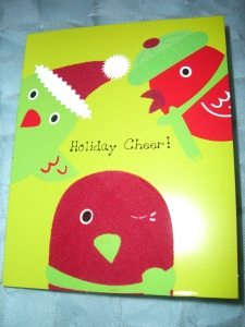 Holiday Card from Marireads