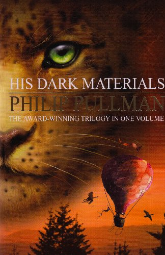"His Dark Materials Trilogy: ""Northern Lights"", ""Subtle Knife"", ""Amber Spyglass"""