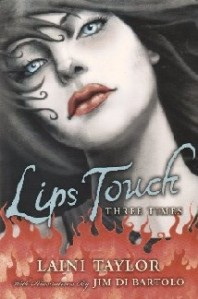 Lips Touch, Three Times