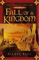 fall of a kingdom by hilari bell