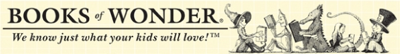 books of wonder logo