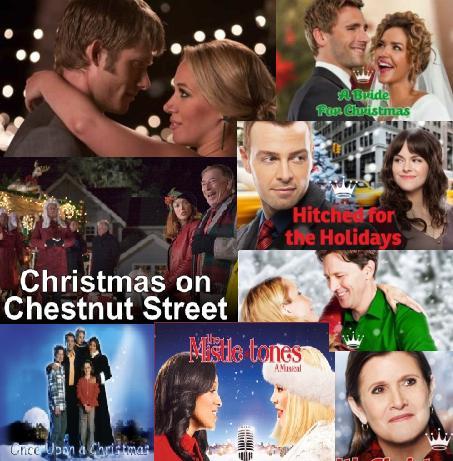 tv christmas montage