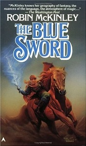 the blue sword robin mckinley