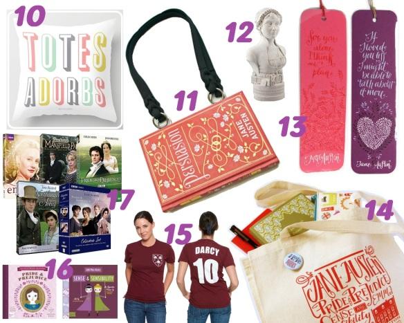 bookish austen gifts 2