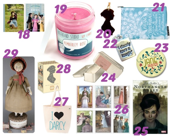 bookish austen gifts 3