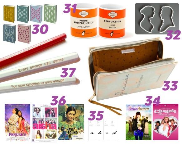 bookish austen gifts 4