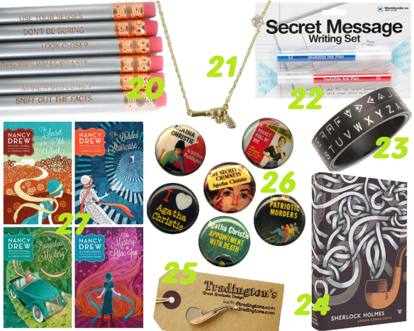 bookish detective gifts 3
