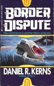 Border Dispute by Daniel R. Kerns
