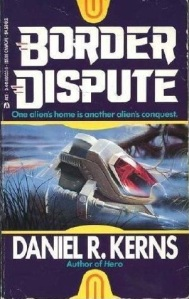 Border Dispute by Daniel R. Kerns