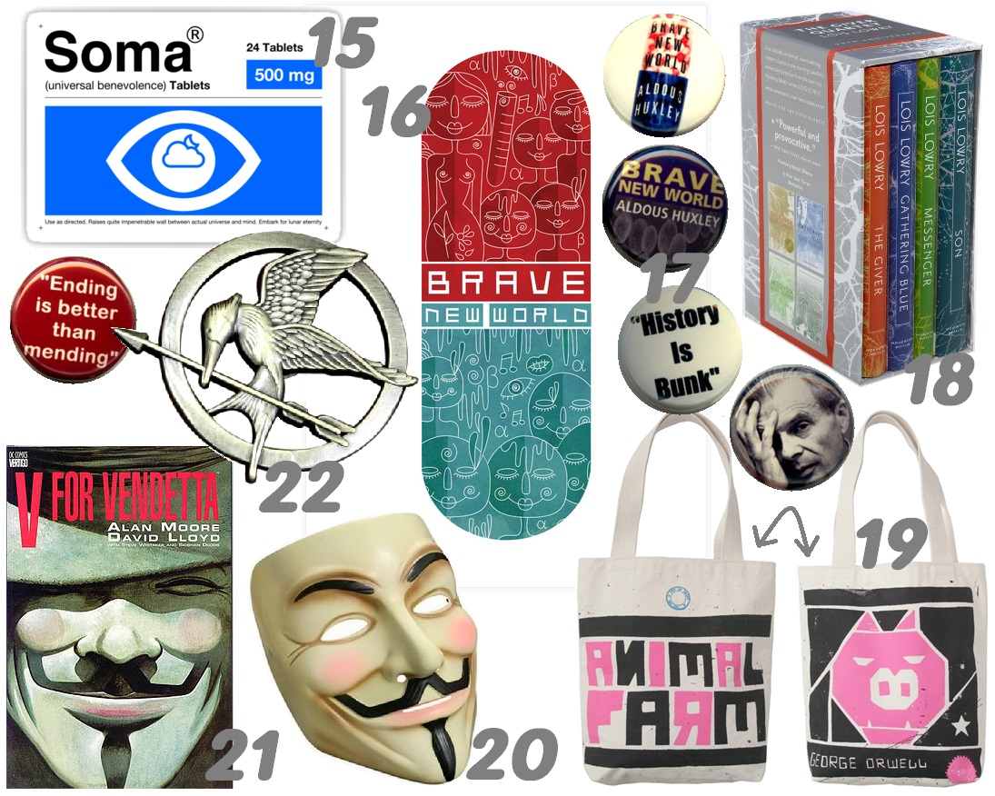 bookish dystopia 3