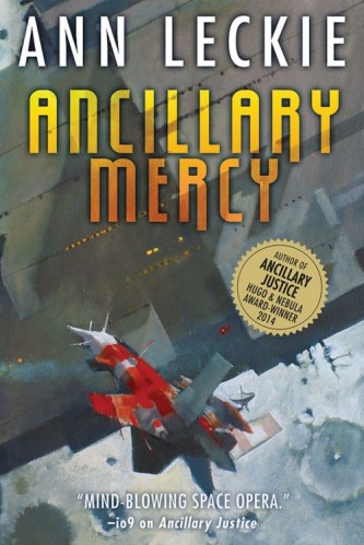Ancillary Mercy by Ann Lecki